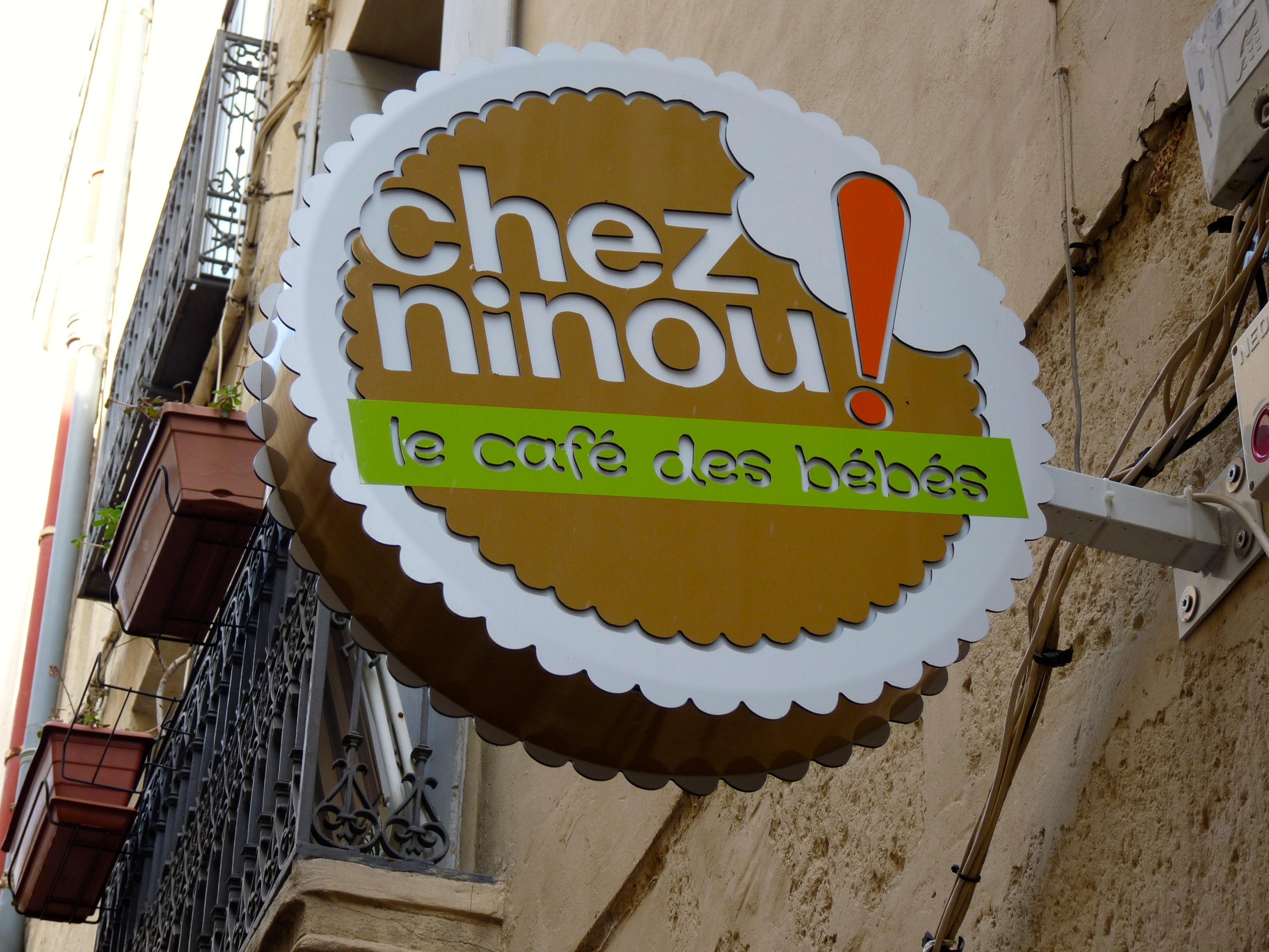 Off Appartement et Chez Ninou! La café des bébés Montpellier